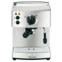 Verkaufe kaum benutzten AEG Espressoautomat EA 150 Crema Edelstahl-Look für Euro 65, -