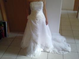 Verkaufe ein neues Brautkleid!