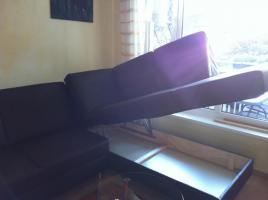 Foto 3 Verkaufe neuwertige Leder-Couch (Marke ADA)