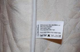 Foto 6 Verkaufe neuwertige unbenutzte Schaumstoffmatratze Breite 90cm, Länge 200cm