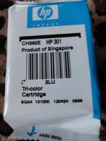 Verkaufe original verpackte Druckerpatrone HP 301