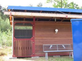 Verkaufe preisgünstig Pferdeboxen, Innenboxen
