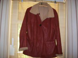 Foto 2 Verkaufe schöne Winter-Lederjacke