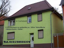 Verkaufe schönes Einfamilienhaus in Cochstedt