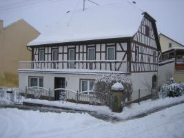 Verkaufe schönes Fachwerkhaus mit Nebengebäude in Waldböckelheim