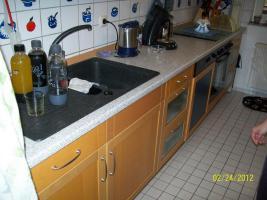 Foto 2 Verkaufe sehr gepflegte Einbauküche VB 1500!
