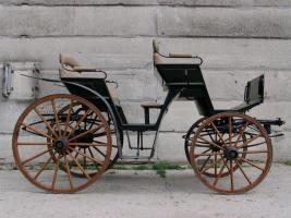 Verkaufe oder tausche Kutsche / Amerikanischen Jagdwagen