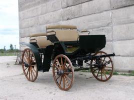 Foto 2 Verkaufe oder tausche Kutsche / Amerikanischen Jagdwagen