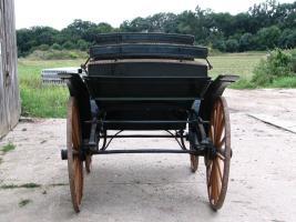 Foto 3 Verkaufe oder tausche Kutsche / Amerikanischen Jagdwagen