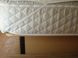 Foto 2 Verkaufe umstandshalber ergonomisches Wasserbett