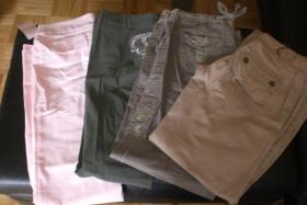 Verkaufe viele verschiedene Hosen NEU oder kaum getragen (1-2 mal)