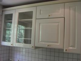 Foto 2 Verkaufe weiße hochwertige Küche