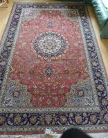 Verkaufe wundersch�nen unbenutzten persischen Tabriz Teppich