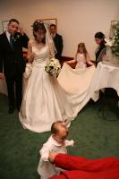 Foto 2 Verkaufe wunderschönes Brautkleid!