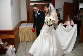Foto 3 Verkaufe wunderschönes Brautkleid!