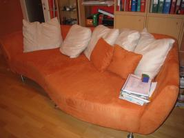Verkaufe wunderschönes Design-Big-Sofa