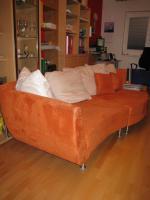 Foto 2 Verkaufe wunderschönes Design-Big-Sofa