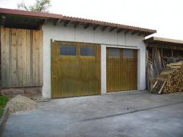Vermiete Garage f�r Wohnwagen, Wohnmobile, Boote oder Pkws