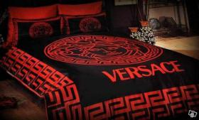 Versace Medusa Bettw�sche Set 6 teilig Satin