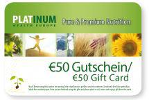 Verschenke 50 Euro Gutschein