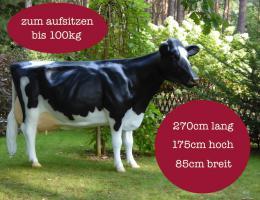 Foto 4 Verschenken Sie doch eine Deko Kuh an Ihre Nachbarn in Ihrer Strasse … www.dekomitpfiff.de