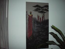 Foto 2 Verschiedene Acrylbilder