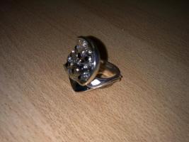 Foto 3 Verschiedene Ringe silber 925 Gr. 58