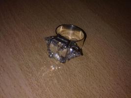 Foto 6 Verschiedene Ringe silber 925 Gr. 58