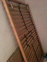 Verstellbarer Federholzrahmen (für 1,40 x 2 Meter Matratze) für Selbstabholer