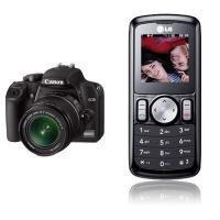 Vertrag Handy Bundle Canon EOS 1000D für NUR je Simkarte 4,95 €/Mon. GG!
