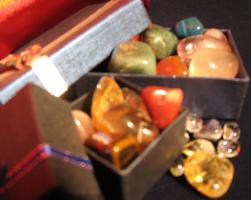 Foto 3 Verwöhn- und Wohlfühlsteine aus Chile