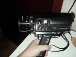 Foto 3 Videokamera Super 8 Cosina SSL 7410 Macro ca. 1971