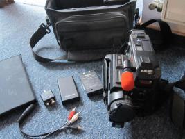 Videokamera, Bauer, Kamera