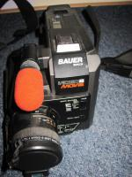 Foto 4 Videokamera, Bauer, Kamera