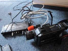 Foto 5 Videokamera, Bauer, Kamera