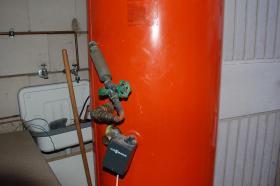 Foto 3 Viessmann 300l Warmwasserboiler