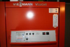 Foto 2 Viessmann Vitocell Ölheizung