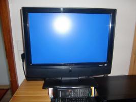 View-Sonic 19'LCD Fernseher mit Wandhalterung