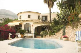 Villa in Altea an der Costa Blanca