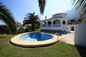 Villa in Denia Montgo an der Costa Blanca