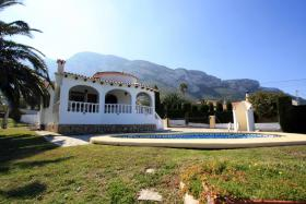 Foto 4 Villa in Denia Montgo an der Costa Blanca