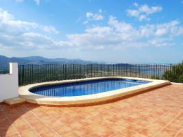Foto 2 Villa mit Garten in Pego an der Costa Blanca