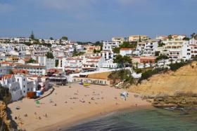 Foto 9 Villa Julie in Carvoeiro an der Algarve in Portugal