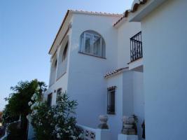 Villa mit Meerblick in Denia an der Costa Blanca