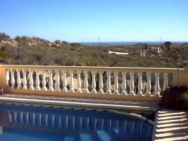 Villa mit Merblick nahe Valle del Este Golfbahn