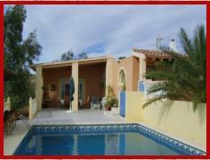 Foto 6 Villa mit Merblick nahe Valle del Este Golfbahn