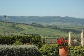 Foto 7 Villa in Montaione (Toskana) mit privaten Pool