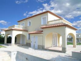 Villa in der Nähe vom Strand in Els Poblets an der Costa Blanca
