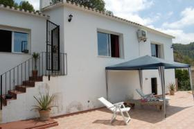 Villa mit Pool in Benidoleig an der Costa Blanca