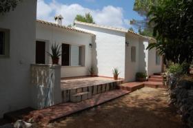 Foto 3 Villa mit Pool in Benidoleig an der Costa Blanca